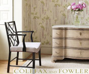 Tessuti Colefax and Fowler