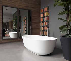 I più innovativi modelli di vasche da bagno e box doccia