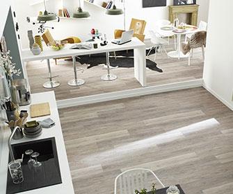 Piastrelle per pavimenti: resina laminato tarkett