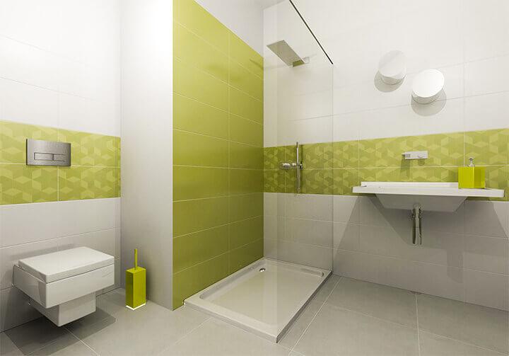 piastrelle per il bagno render2 - maes - Arredo Bagno Savigliano