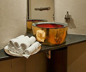 Arredo bagno per hotel e ristoranti