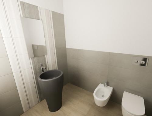 Dettagli unici per un bagno raffinato