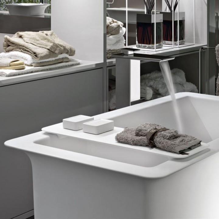 Gessi l 39 arredo bagno dal design libert creativa e for Gessi arredo bagno