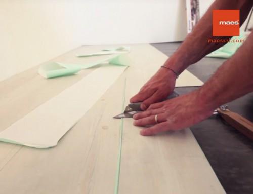 Come posare un pavimento in pvc