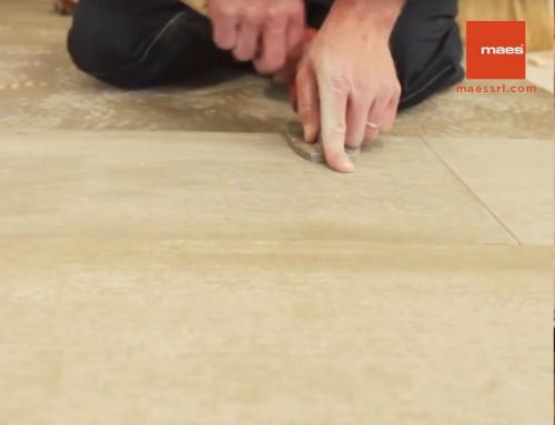 Come posare un pavimento cementizio