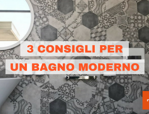 3 consigli per arredare un bagno moderno