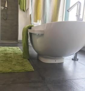 piastrelle pavimento bagno moderno