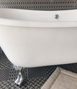 vasca bagno modeno
