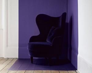Parete e Poltrona Ultra Violet