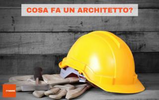 Cosa fa un architetto