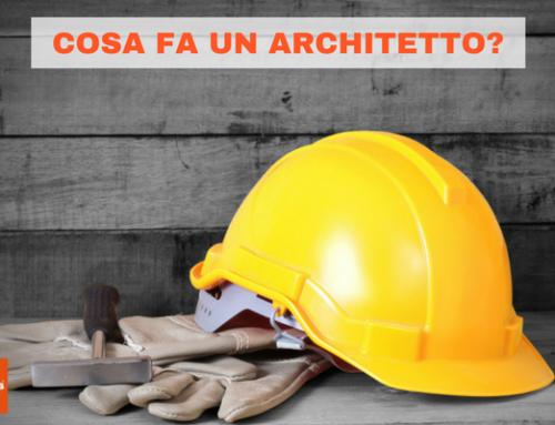 Cosa fa un architetto?