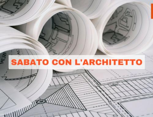 Primo incontro Sabato con l'Architetto 2018