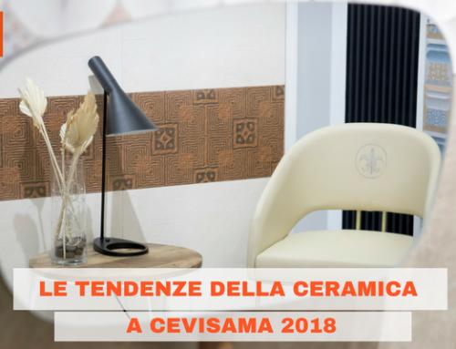 Le tendenze della ceramica a Cevisama 2018