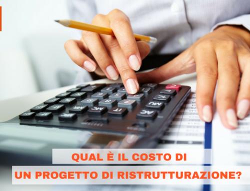 Qual è il costo di un progetto di ristrutturazione?