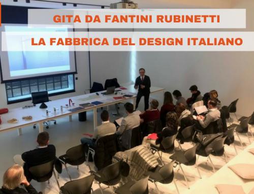 Gita a Fantini Rubinetti: la fabbrica del design italiano