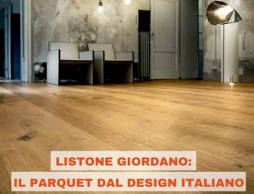 Visita a Listone Giordano: il parquet dal design italiano