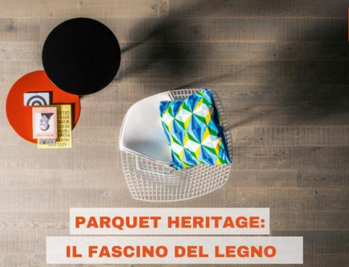 Parquet Heritage: il fascino del legno