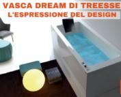vasca dream di treesse