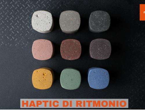 Haptic di Ritmonio, un nuovo concetto nella rubinetteria di design