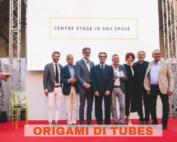 Origami di Tubes