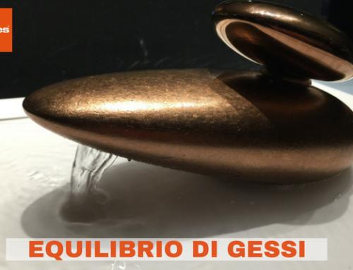 Equilibrio di Gessi un rubinetto e l'arte