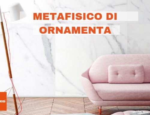 Metafisico di Ornamenta: il lusso ridefinito