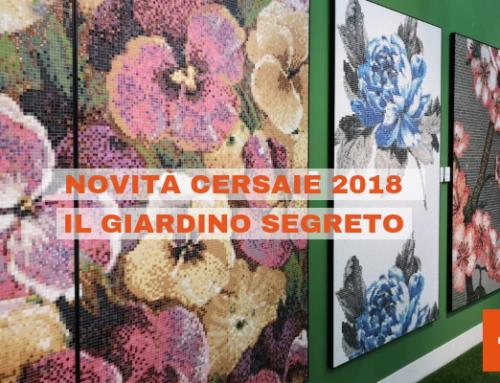 Mosaici Bisazza: Il Giardino Segreto