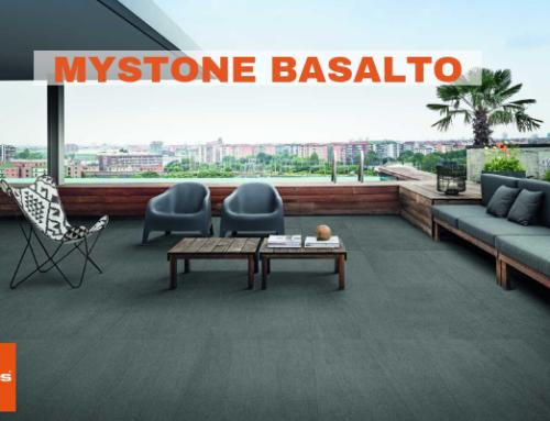Mystone Basalto: Il gres effetto pietra più versatile