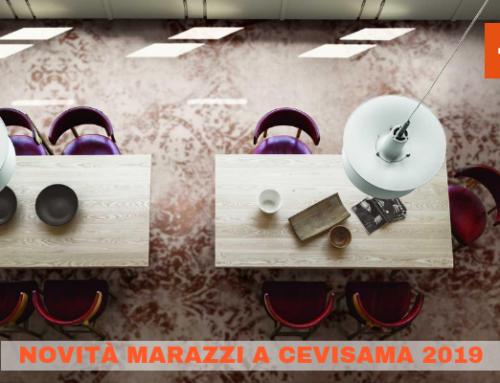 Novità Marazzi a Cevisama 2019
