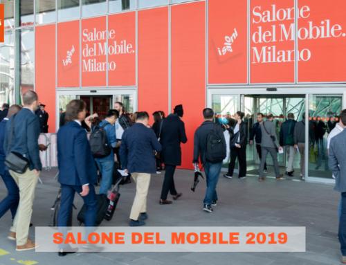 Arriva il design a Milano con il Salone del Mobile 2019