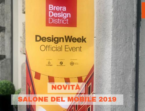 Novità del Salone del Mobile 2019: la stanza da bagno