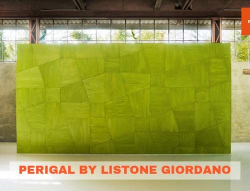 Perigal: il parquet geometrico by Listone Giordano