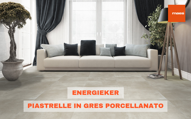 EnergieKer: le ultime tendenze in gres porcellanato