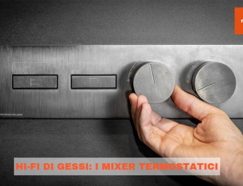 Hi-Fi di Gessi: il benessere attraverso l'estetica e la tecnologia